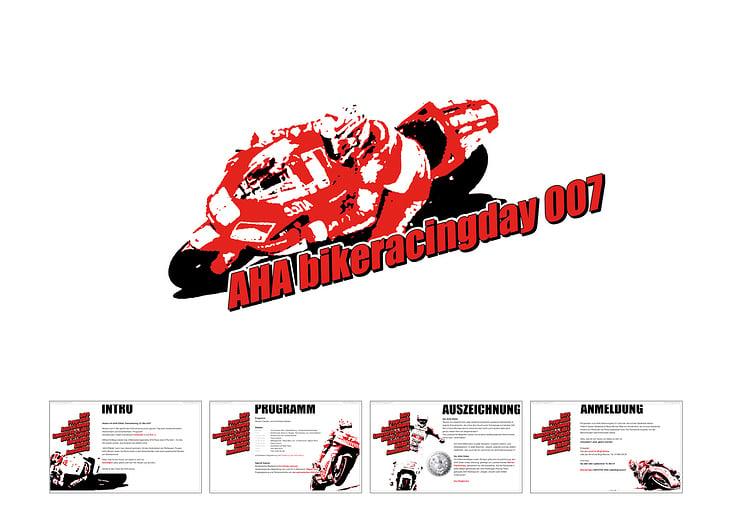 Key Visual und Website