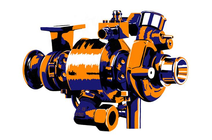 HPTT Turbine