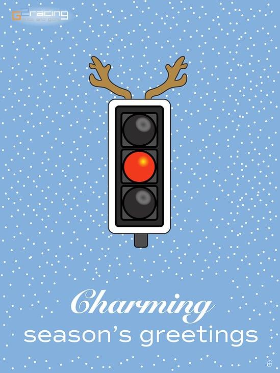 G2Racing Seasons greetings 1