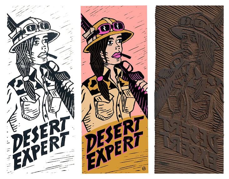 Desert Expert