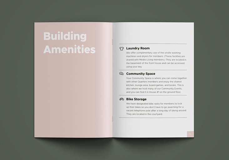 Welcome Booklet