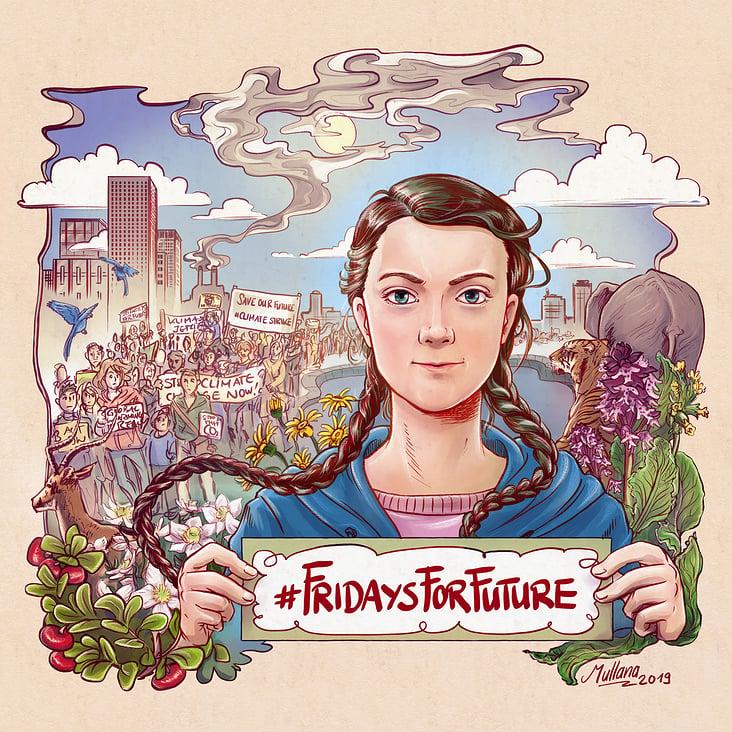 Fridays for Future– Greta Thunberg