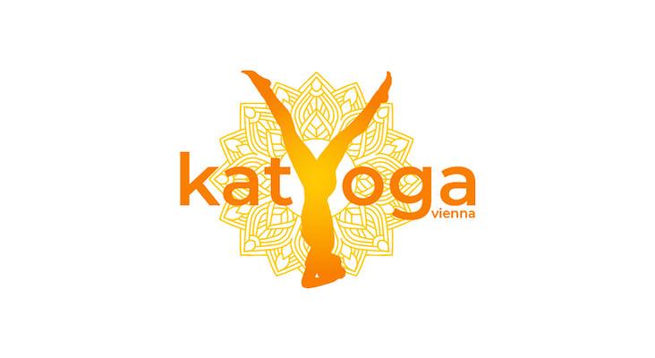 Logo Design Katyoga Vienna