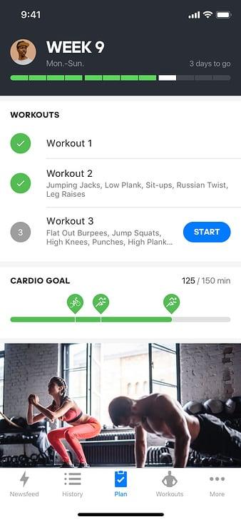 results progress optimized