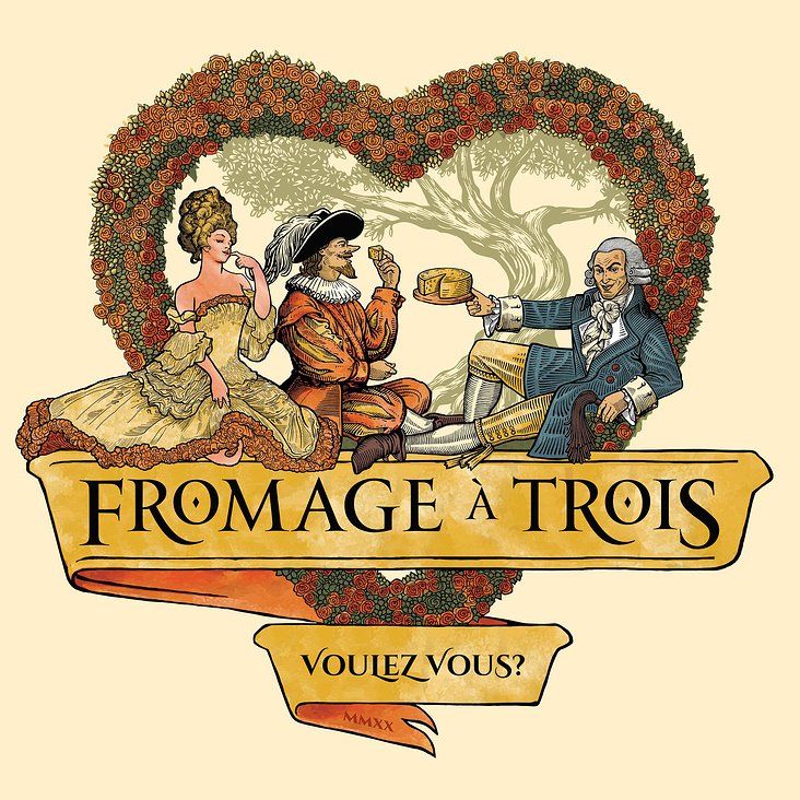 Fromage A Trois