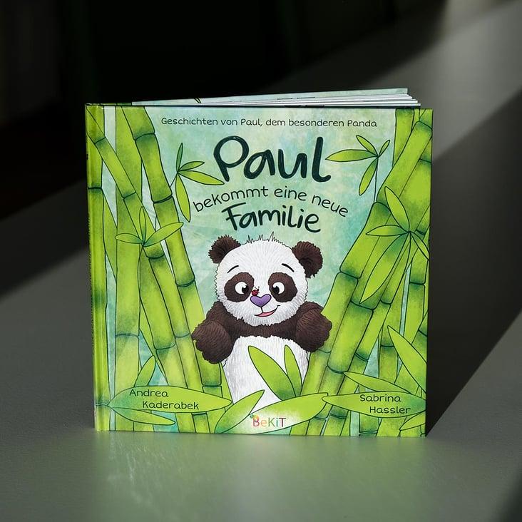 Paul der Panda Cover