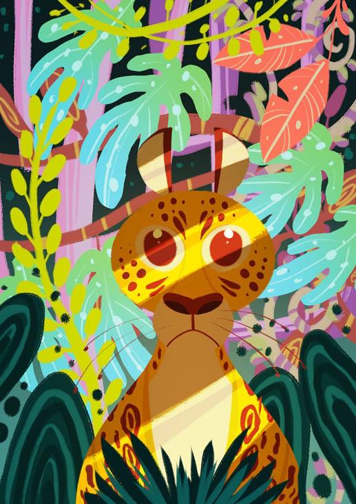 Amazonas Projekt– Jaguar