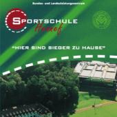 """""""Sportschule Hennef (Image-Broschüre)"""" von kon-text"""