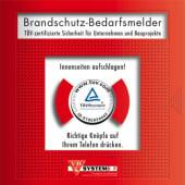 """""""VBS Brandschutz"""" von kon-text"""