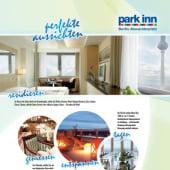 """Park Inn Berlin"" von Ralph Knebel"