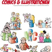"""Comic Illustrationen"" von Manuel Perez Leal"
