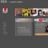 """""""Webdesign BKB-Kachelofenbau"""" von Stardesigner.net"""