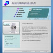 """Innovative, schlanke Website (HTML/CSS/PHP)"" von Mister-Web"