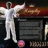 """""""SalsaKings Kingsley"""" von rentadesigner"""