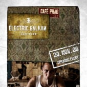 """ELECTRIC BALKAN JAZZ CLUB"" von rentadesigner"