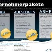 """Unternehmerpakete"" from Andreas Horvath GrafikDesign"