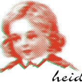 """""""freie Arbeit Heidi"""" von Anne Maurer"""