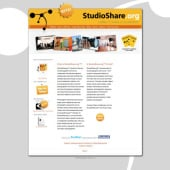 «StudioShare» von Richardet Design
