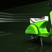 """""""Vespa"""" from Dirk Auer"""