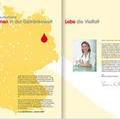 """""""Coca-Cola Deutschland, Imagebroschüre"""" von Claudia Probst spreepunkt"""