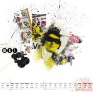 """""""Vorschau Kalender 2011"""" von Nathalie Bräutigam"""