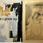 """""when i grow up"""" von Teona Gogichaishvili"