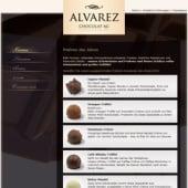 """""""Alvarez Chocolat Abschlussprüfung Mediengestalte"""" from Sylvia Groß"""