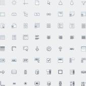 """""""Icon Design"""" von Stella Schulze"""