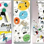"""""""technische Illustrationen und Blisters"""" from Brent Debecker"""