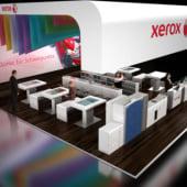 """""""Messestand XEROX"""" von Render Vision"""