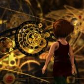 """""Timekeepers"" 3D majorclass project"" von Kathrin Günther"