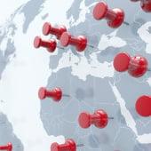 """""""Netzwerk und Kommunikation– 3D Illustrationen"""" von AG Visuell / Alexander Gelin"""