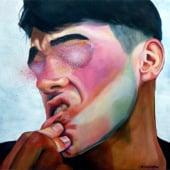 """""""Malerei"""" von Carina Crenshaw"""