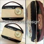 """iPhone/iPad/iPod, MP3, TF, USB, FM Radiostation"" von manamana-design"