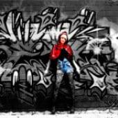 """""""Graffiti / Menschen / Stadt"""" von Andrea Künstle"""