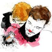 """Sketchy"" von Carina Crenshaw"