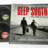 """""""Deep South – The Story of the Blues"""" von Sven Grot / B-99"""