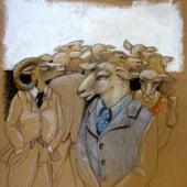 """""""Illustrationen"""" von Agnete Sabbagh"""