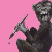 """""""Zum Affen machen"""" von Agnete Sabbagh"""