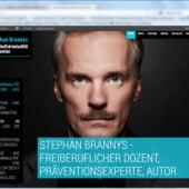 """""""Stephan Brannys Unternehmensberater– Homepage"""" von Florian Herzog"""