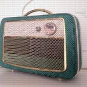 """""""Radiohandtasche– Radio trifft Handtasche #1"""" von"""