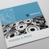 """""""Corporate Design für Hadfield Maschinenbau"""" von AG Visuell / Alexander Gelin"""