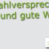 """""""Wahlversprechen"""" from  Felten und Freunde"""