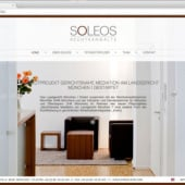 """""""SOLEOS Rechtsanwälte"""" von peter.krause.net"""
