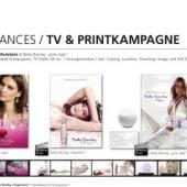 """""""TV- & Printkampagnen"""" von Nouvelle Sign"""