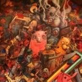 «Heroin Aus Farben-Ausstellung» de Beware Creative