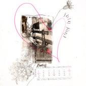 """Designer: """"Kalender 2014"""" von Nathalie Bräutigam"""