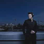 """Baptiste Giabiconi for ""MONSTER Headphones"""" von Christian Barz"