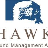 """""""HAWK – Logo / Schriftzug"""" von Anita Estermann Design"""