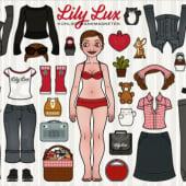 """Agenturen: """"Lily Lux Magneten"""" von Iris Luckhaus"""